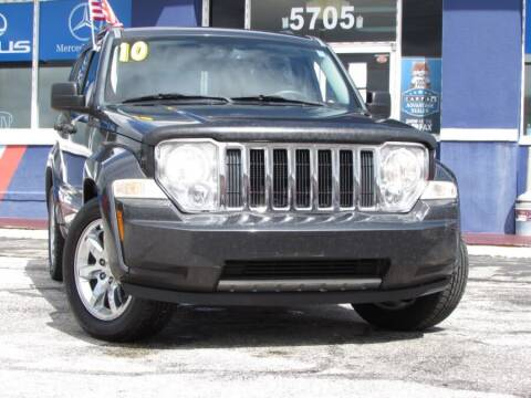2010 Jeep Liberty for sale at VIP AUTO ENTERPRISE INC. in Orlando FL