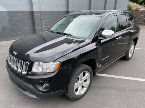 2012 Jeep Compass for sale at APX Auto Brokers in Edmonds WA