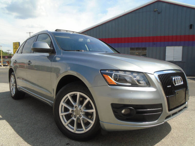 2010 Audi Q5 for sale at Sunshine Auto Sales in Kansas City MO