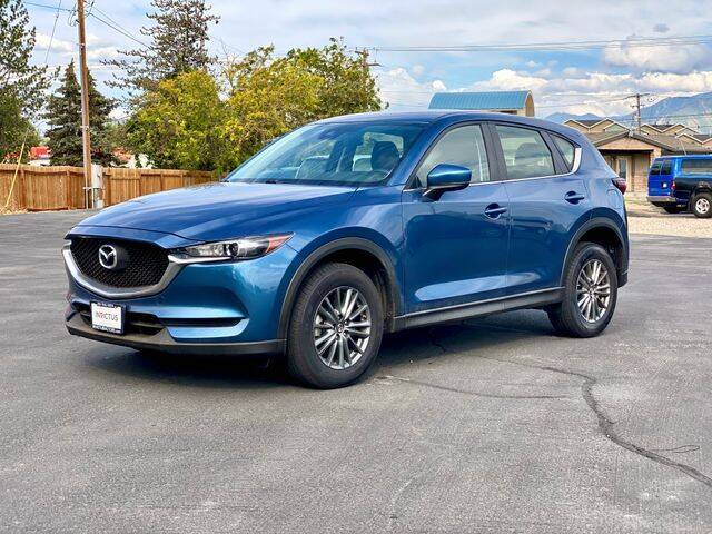2018 Mazda CX-5 for sale at INVICTUS MOTOR COMPANY in West Valley City UT