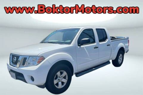 2012 Nissan Frontier for sale at Boktor Motors in North Hollywood CA