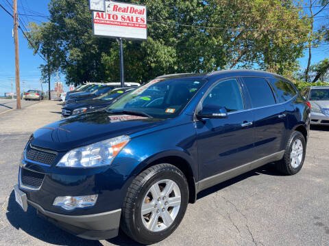 2011 Chevrolet Traverse for sale at Real Deal Auto Sales in Manchester NH