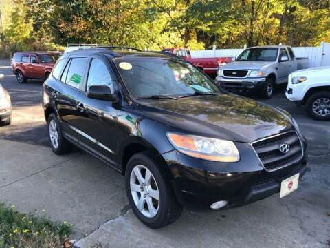 2009 Hyundai Santa Fe for sale at BORGES AUTO CENTER, INC. in Taunton MA