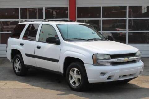 2005 Chevrolet TrailBlazer for sale at Truck Ranch in Logan UT