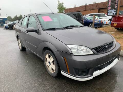 2007 Ford Focus for sale at Freedom Auto Sales in Anchorage AK