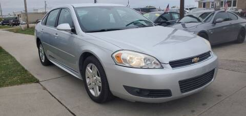 2011 Chevrolet Impala for sale at Wyss Auto in Oak Creek WI
