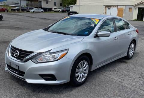 2016 Nissan Altima for sale at AH Ride & Pride Auto Group in Akron OH