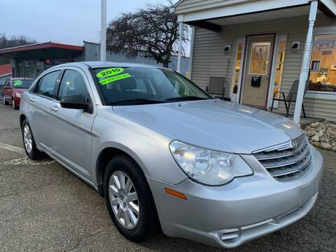 2010 Chrysler Sebring for sale at G & G Auto Sales in Steubenville OH
