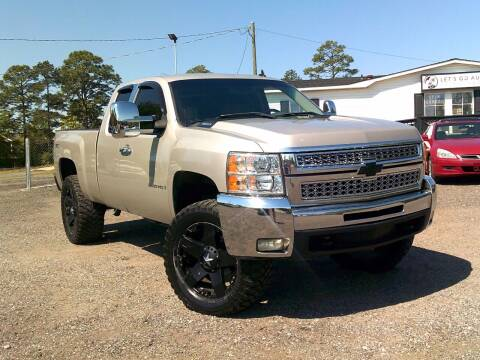 2008 Chevrolet Silverado 2500HD for sale at Let's Go Auto Of Columbia in West Columbia SC