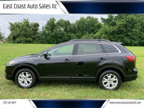 2013 Mazda CX-9 for sale at East Coast Auto Sales llc in Virginia Beach VA