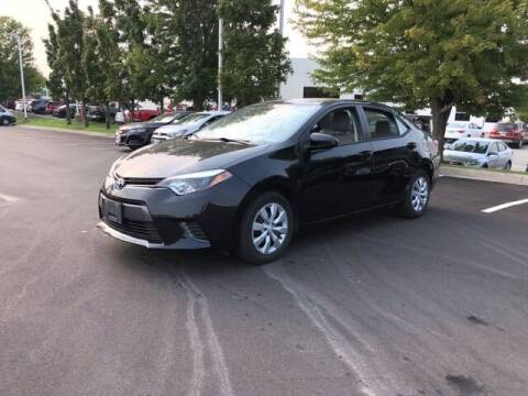 2016 Toyota Corolla for sale at Karl Pre-Owned in Glidden IA