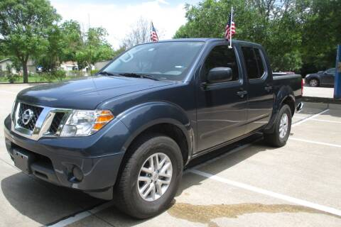 2019 Nissan Frontier for sale at Vemp Auto in Garland TX