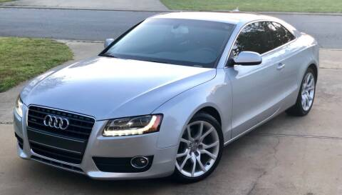 2012 Audi A5 for sale at Access Auto in Cabot AR