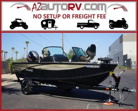 2019 G3 ANGLER for sale at AZMotomania.com in Mesa AZ