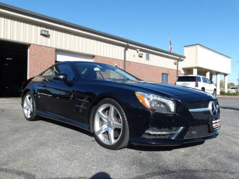 2013 Mercedes-Benz SL-Class for sale at TAPP MOTORS INC in Owensboro KY