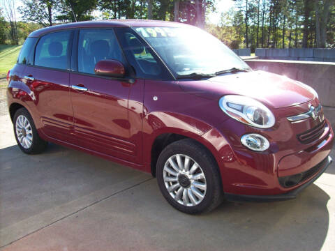 2014 FIAT 500L for sale at Summit Auto Inc in Waterford PA