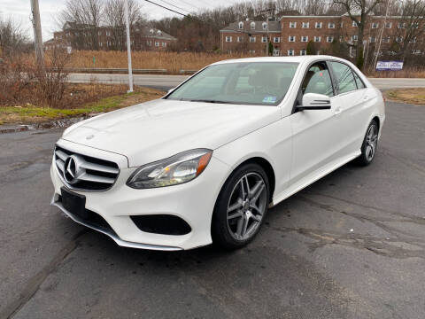 2014 Mercedes-Benz E-Class for sale at Turnpike Automotive in North Andover MA