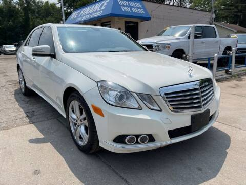 2010 Mercedes-Benz E-Class for sale at Great Lakes Auto House in Midlothian IL