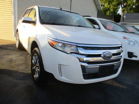 2013 Ford Edge for sale at SPRINGFIELD AUTO SALES in Springfield WI