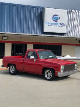 1984 GMC C/K 1500 Series for sale at CarUnder10k in Dayton TN