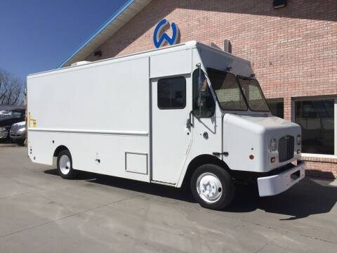 2016 Freightliner MT45 for sale at Western Specialty Vehicle Sales in Braidwood IL