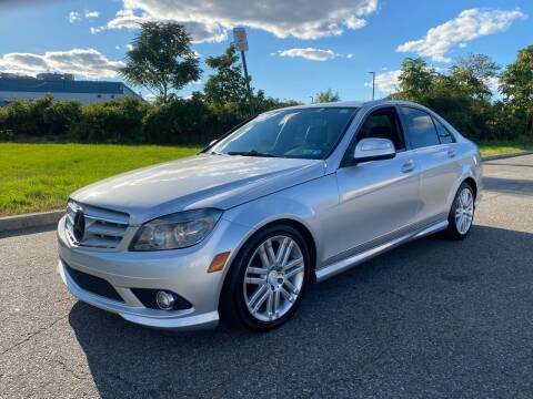 2009 Mercedes-Benz C-Class for sale at Pristine Auto Group in Bloomfield NJ
