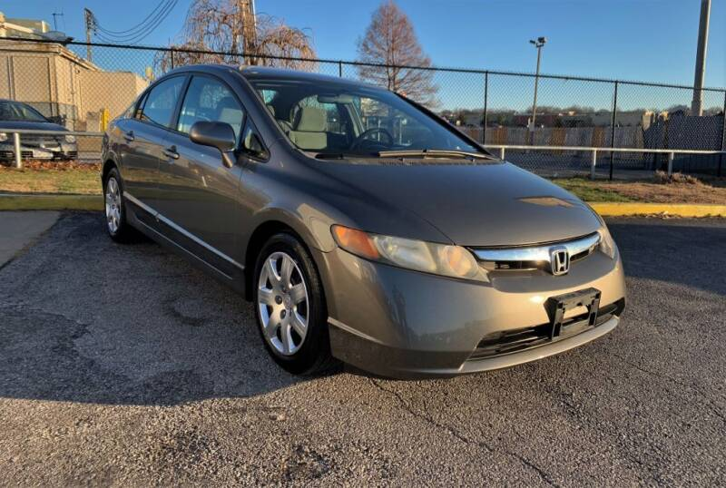 2007 Honda Civic for sale at InstaCar LLC in Independence MO