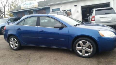 2005 Pontiac G6 for sale at Superior Auto Sales in Miamisburg OH