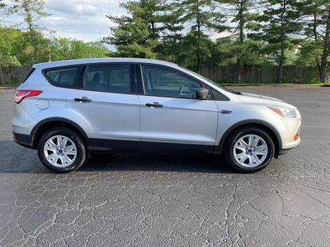 2016 Ford Escape for sale at St. Louis Used Cars in Ellisville MO