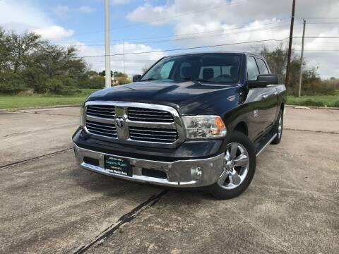 2016 RAM Ram Pickup 1500 for sale at Laguna Niguel in Rosenberg TX