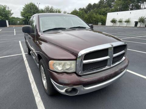 2005 Dodge Ram Pickup 1500 for sale at CU Carfinders in Norcross GA