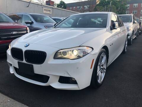 2013 BMW 5 Series for sale at OFIER AUTO SALES in Freeport NY