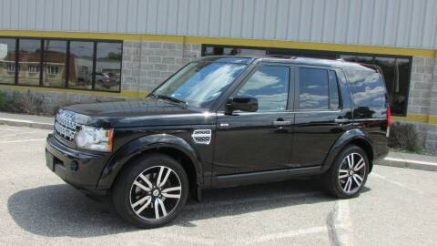 2012 Land Rover LR4 for sale at Begleys Automotive Group in Elkhart IN