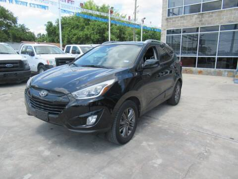 2015 Hyundai Tucson for sale at Lone Star Auto Center in Spring TX