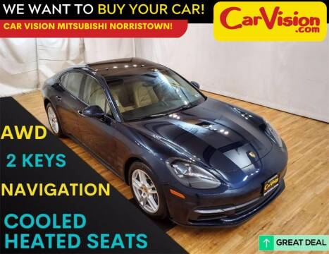 2017 Porsche Panamera for sale at Car Vision Mitsubishi Norristown in Trooper PA
