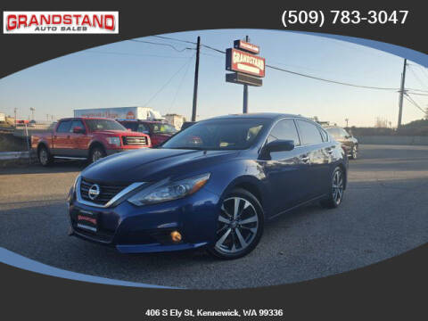 2017 Nissan Altima for sale at Grandstand Auto Sales in Kennewick WA