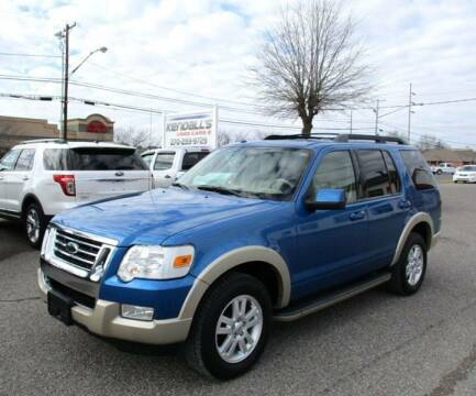 2010 Ford Explorer for sale at Kendall's Used Cars 2 in Murray KY