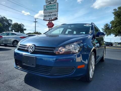 2012 Volkswagen Jetta for sale at BAYSIDE AUTOMALL in Lakeland FL