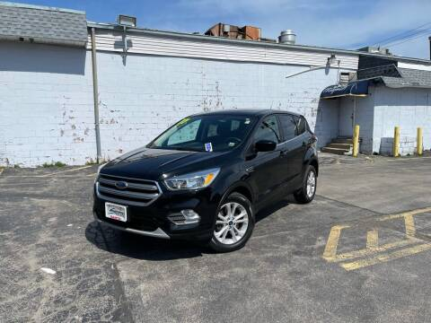 2017 Ford Escape for sale at Santa Motors Inc in Rochester NY