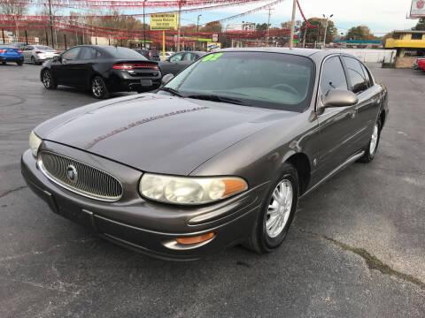 2002 Buick LeSabre for sale at IMPALA MOTORS in Memphis TN