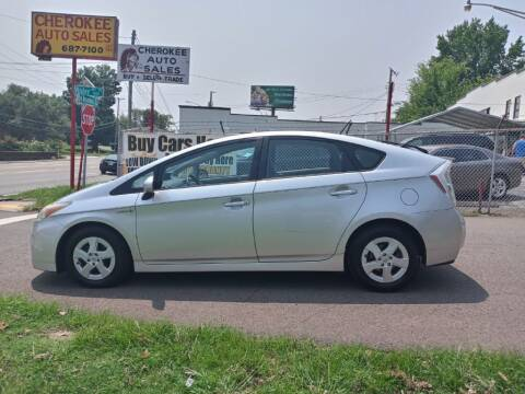 2010 Toyota Prius for sale at Cherokee Auto Sales in Knoxville TN