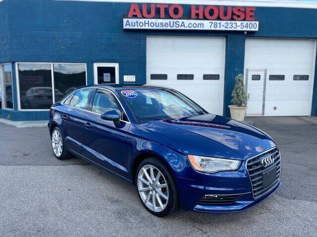 2015 Audi A3 for sale at Saugus Auto Mall in Saugus MA