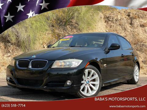 2011 BMW 3 Series for sale at Baba's Motorsports, LLC in Phoenix AZ