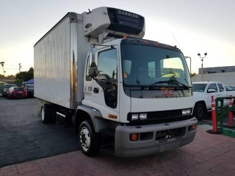 2007 GMC T6500 for sale at A2B AUTO SALES in Chula Vista CA