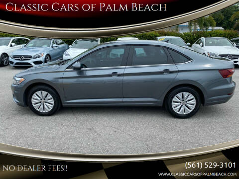 2019 Volkswagen Jetta for sale at Classic Cars of Palm Beach in Jupiter FL