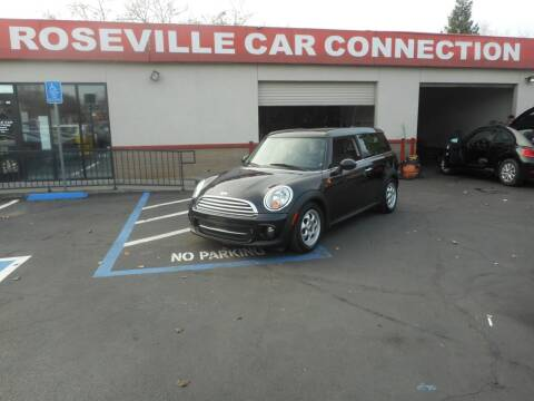 2012 MINI Cooper Clubman for sale at ROSEVILLE CAR CONNECTION in Roseville CA