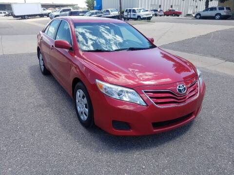 2010 Toyota Camry for sale at Red Rock's Autos in Denver CO