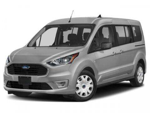 2019 Ford Transit Connect Wagon for sale at Scott Evans Nissan in Carrollton GA