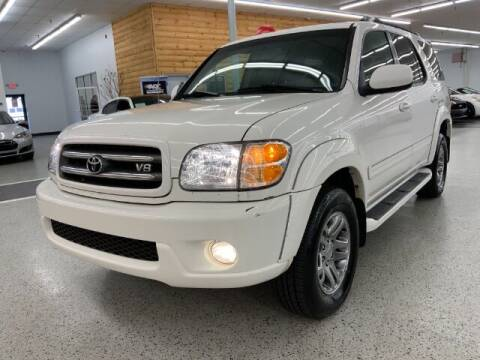 2004 Toyota Sequoia for sale at Dixie Motors in Fairfield OH