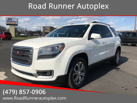 2015 GMC Acadia for sale at Road Runner Autoplex in Russellville AR
